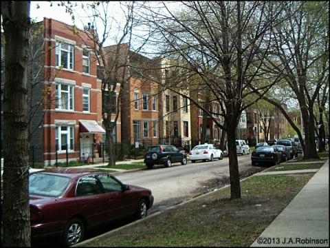 2013_10_02 Residential Street