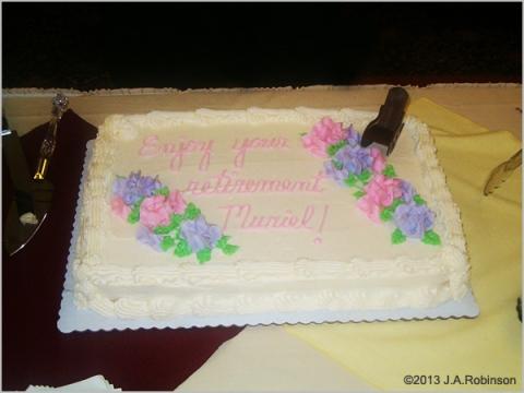 2013_10_10 Muriel Cake