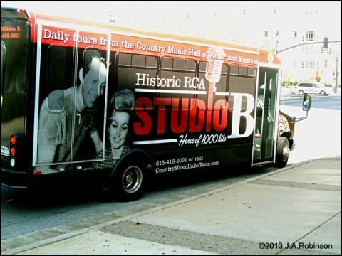 Studio B Bus