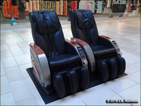 Mall Massage Chairs