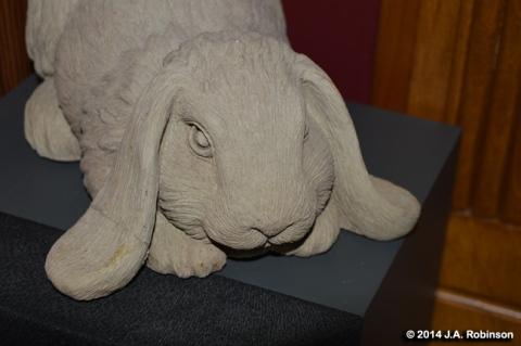Concrete Bunny on Speaker