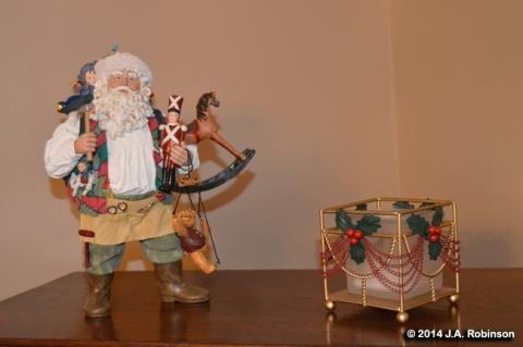 Santa's Burden