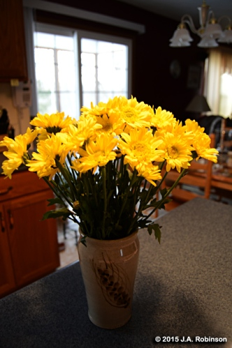 A Yellow Bouquet