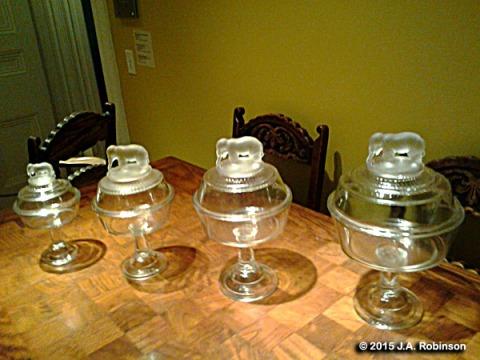 Elephant Jars
