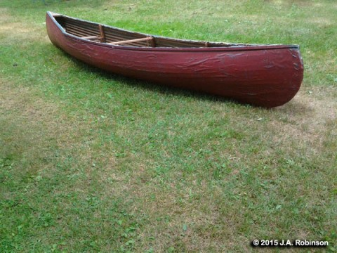 Auction Canoe