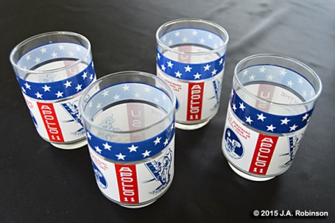 Apollo 11 Glasses