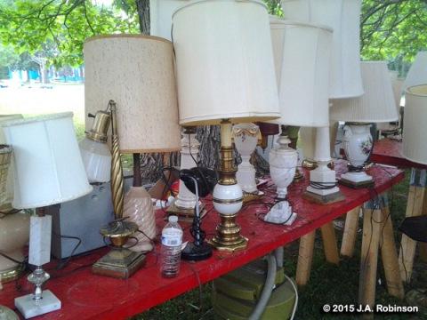Auction Lamps