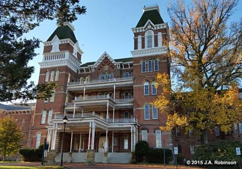 2015_11_18 Ridges Lin Hall