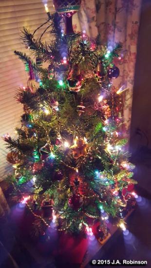 2015_12_14 Shining Tree