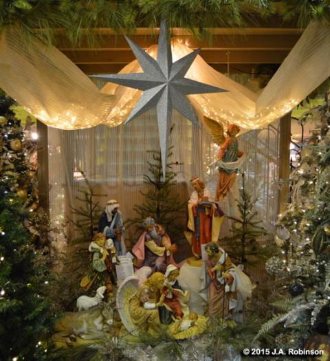 2015_12_25 Nativity Scene