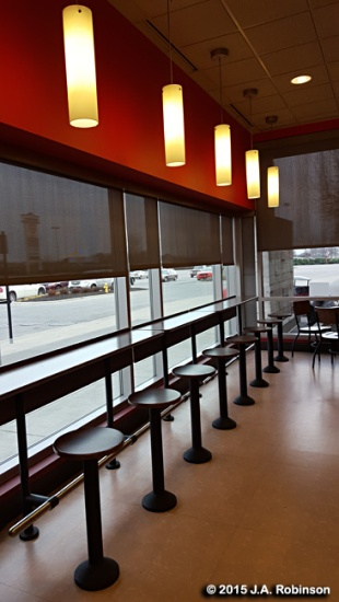 2016_01_01 Target Lunch Counter