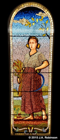 Stained Glass Harvester
