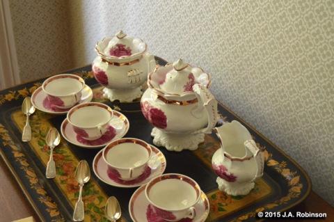 Clarke House Tea Set