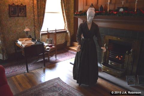 Glessner House Master Bedroom 2