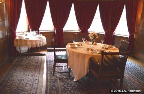 Glessner House Dining Room