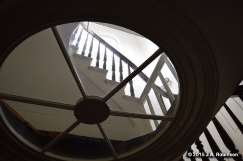 2016_05_13 Clarke House Skylight and Cupola