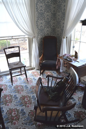 Clarke House Rooms 4