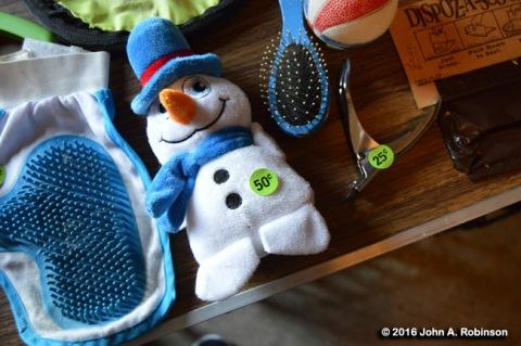 Positive Snowman