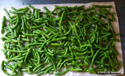 blanched-green-beans